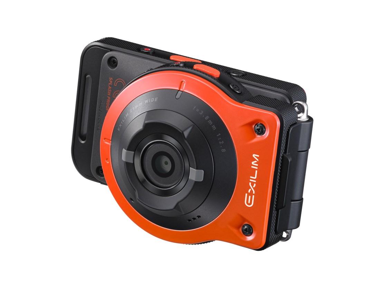 FR10 Red - Camera Mode