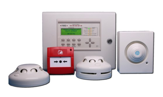 fire alarm system method statement