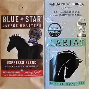 Blue Star questions Lariat's use of logo, marketing materials