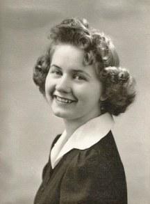 Hazel Lois Allen (Stevens) Burnett