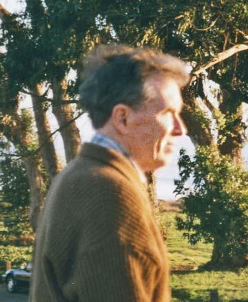 Richard Edwin Wrangle