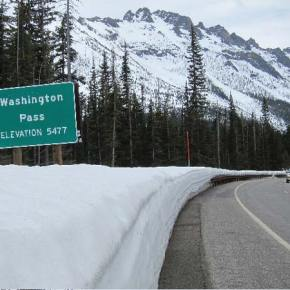 North Cascades Highway clearing to begin March 16