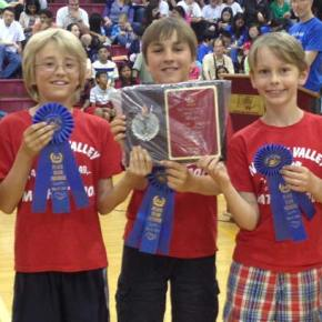 Math is Cool team wins state championship