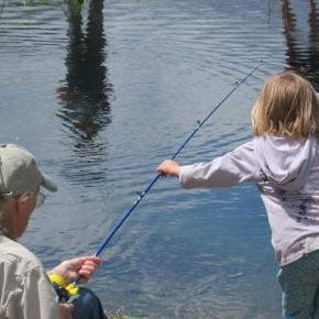 Lowland lakes open for fishing April 23