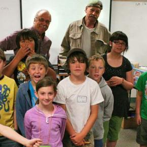 MVES Young Writers learn cooperative journalism