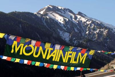Select films from the Festival in Telluride will be shown Saturday in Winthrop. Photo by Melissa Plantz Photography