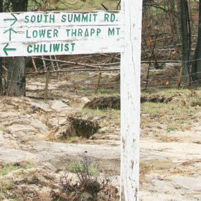 Proposed road closure pits local residents against private company