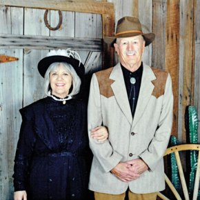 '49er Days Grand Marshal and Lady have history on their side