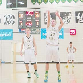 Mountain Lions head into districts with momentum