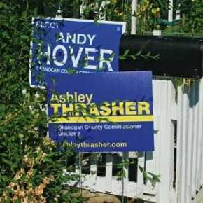 Hover, Thrasher advance to general election in District 2 race