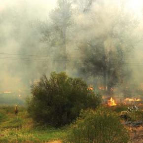 Fire danger increases in Okanogan County
