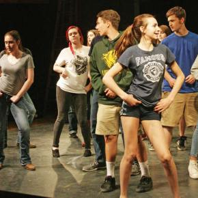 LBHS drama students to cut loose in Footloose