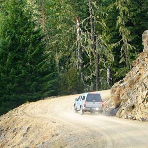 County and Forest Service in early talks over road transfers