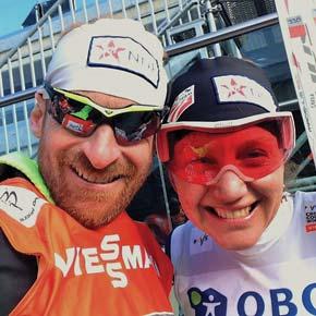 Greggs, Bjornsens compete in final World Cup races of the season