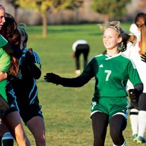 Sudden-death goal launches Lady Lions into state playoffs