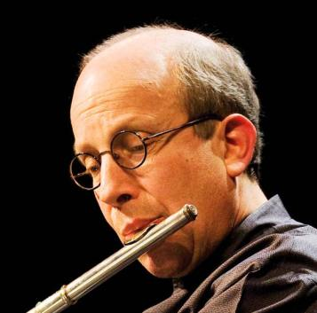 Photo right courtesy of Paul Taub Flutist Paul Taub often collaborates with Neto in performances throughout the West.