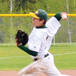 Mountain Lions baseball team routs Manson, splits with Lake Roosevelt