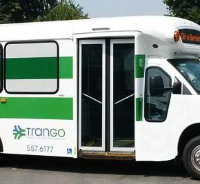 County's public transit system begins service, plans expansion