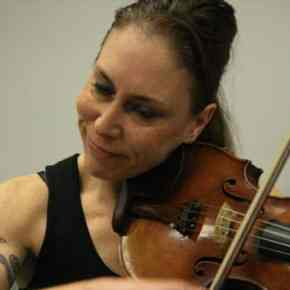 Concert features Tara Kaiyala Weaver in violin concerto