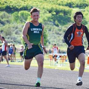 Mountain Lions at full speed for sub-district track meet