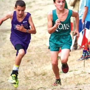 Liberty Bell XC teams challenge bigger schools at Leavenworth