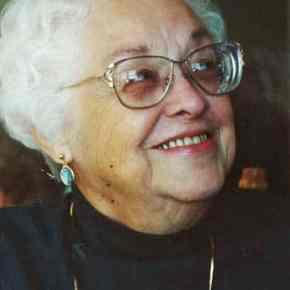 Lucille (Lou) V. Dunkin1923 –2015