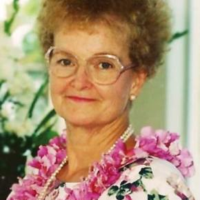 Betty Jo Kenison1930–2016