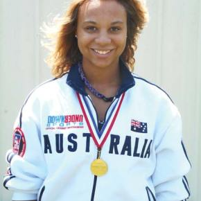 LBHS grad Sarina Williams wins Down Under javelin honors