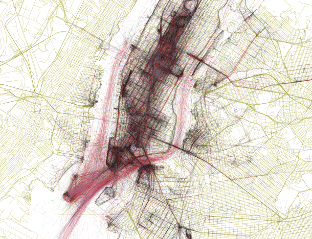 flickr map nyc