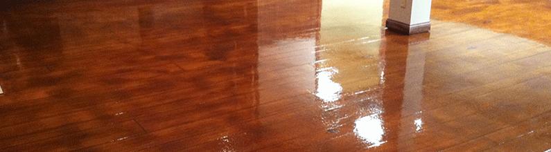 Self Leveler For Wood Floors : Epoxy floor contractor in flint michigan case study