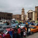 Día Mundial Auto Antiguo San Luis Potosí