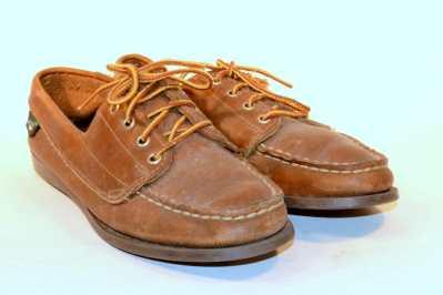 Vintage Boat Shoes-36