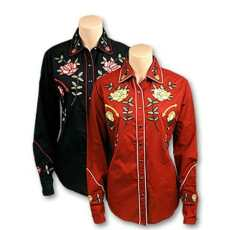 Embroidred_Flowers_Western_Shirt-Roses