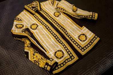 Vintage-Versace-gold