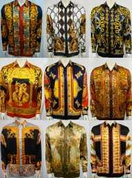 versace print shirt via feedmyego