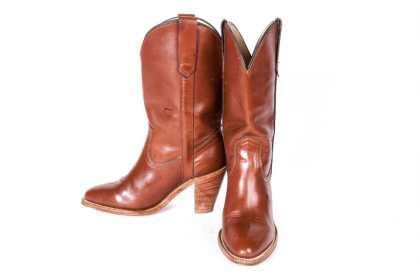 FRYE 1980's Short Women's Boot Size 6 1/2