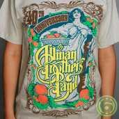 ALLMAN BROTHERS T-SHIRTS