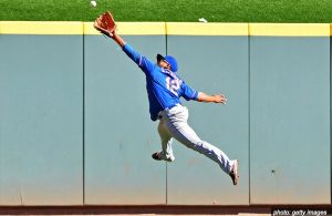 Juan Lagares NY Mets