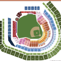Citi Field seating guide map