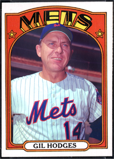 fake topps gil hodges card