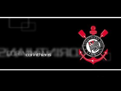 Wallpaper do Corinthians: Escudo do Corinthians