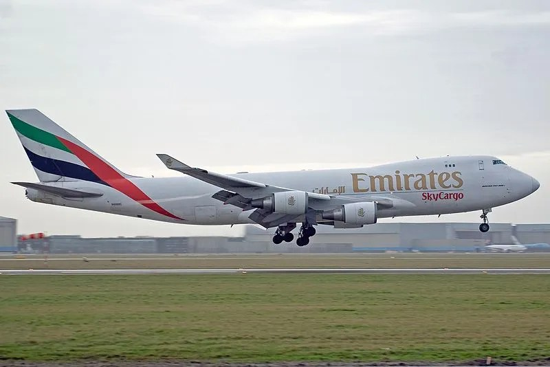 Emirates Airline Review (Economy Class)