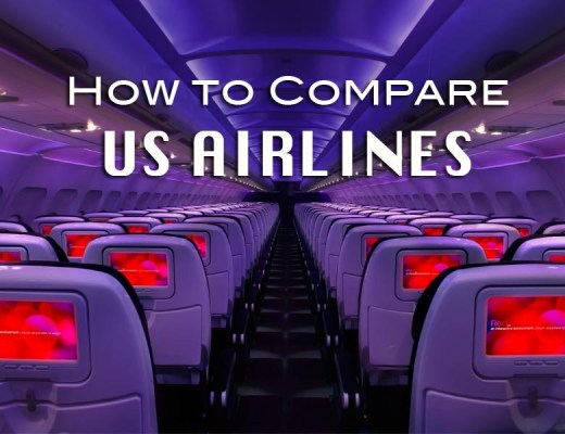 how to compare US airlines