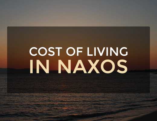 NAXOS cost of living
