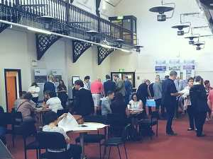 HS2 Phase 2b Public Information Event at Mexborough Business Centre 19th June 2018