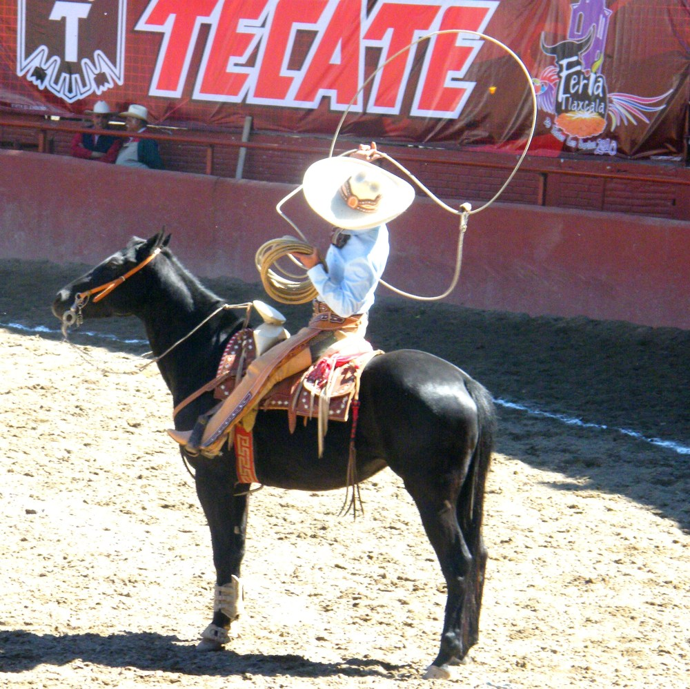 Charros... Mexican Cowboys (4/4)