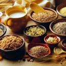 Khi mang thai, mẹ bầu nên ăn các loại ngũ cốc nguyên hạt để giảm chứng táo bón