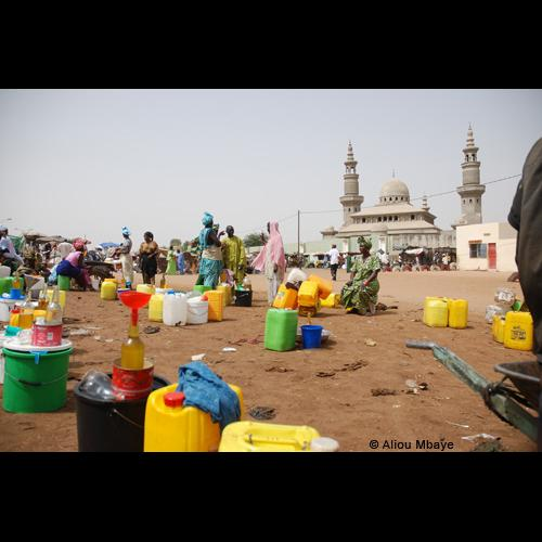 Photographic Journeys I - Touba
