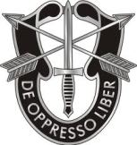 special forces crest