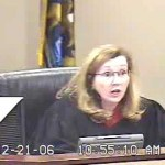 Oakland County Judge Martha Anderson in Oakland County, Michigan who has a history of making up her own laws